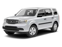 2013 Honda Pilot4WD.Could this be the vehicle for you?