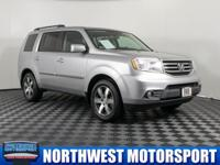 Clean Carfax Two Owner SUV with DVD Player!  Options: