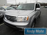 CARFAX One-Owner. Clean CARFAX. 2013 Honda Pilot