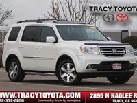 4WD. Best color! The Tracy Toyota EDGE! Honda has