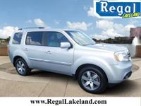 2013 Honda Pilot Touring 4WD 5-Speed Automatic 3.5L V6