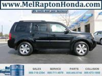 2013 Honda Pilot Touring For Sale.Features:Front Wheel