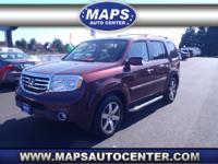 Exterior Color: dark cherry pearl, Body: SUV, Engine: