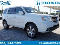 Great gas mileage for an SUV! Oh yeah! Looking for an