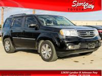 New Price! Clean Vehicle History Report, Pilot Touring,