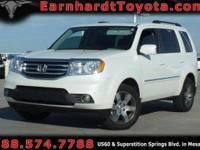 We are thrilled to offer you this *1-OWNER 2013 HONDA