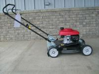 2013 Honda Power Equipment HRS216PDA NEW HONDA MOWER