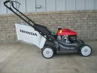 Yard Mowers Walk-Behind Mowers. 2013 Honda Power