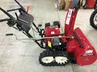 2013 Honda Power Equipment HS724TA hydro fixed no