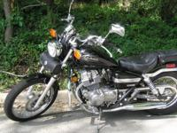 Hello, Classic Honda Rebel in excellent condition for