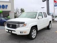 2013 Ridgeline RTL w/Leather (A5) 4x4 Crew Cab 122 in.