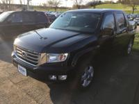 This 2013 Honda Ridgeline RTL is proudly offered by