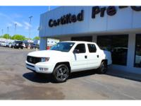 Options:  2013 Honda Ridgeline Sport|Treat Yourself To
