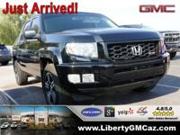 Don't wait another minute! The Liberty GMC EDGE!