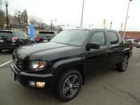This 2013 Honda Ridgeline Sport is offered to you for