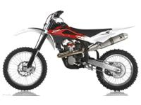 Last years TC 250 debuted the F1-inspired Red Head