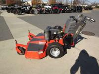 2013 Husqvarna WX4817 LIKE NEW! APROX 20 HOURS! RETAILS