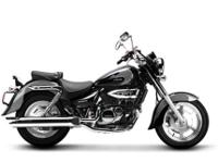 700699 A full-size 250 cc cruiser with low handlebar