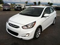 Win a bargain on this 2013 Hyundai Accent GLS while we