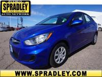 2013 Hyundai Accent 4dr Car GLS Our Location is: