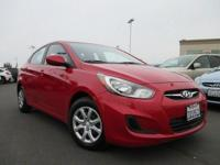 Low Miles Hyundai Accent GLS! Construct Quality, Fuel