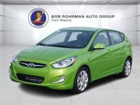 *CarFax 1-Owner* *LOW MILES* This 2013 Hyundai Accent