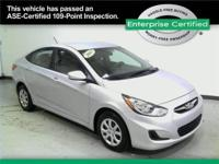 2013 Hyundai Accent 4dr Sdn Man GLS Our Location is: