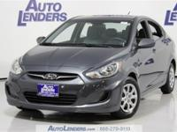 This CERTIFIED preowned 2013 HYUNDAI ACCENT comes