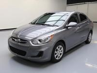 This awesome 2013 Hyundai Accent comes loaded with the