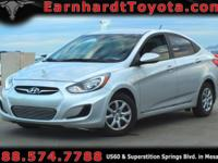 We are pleased to offer you this *1-OWNER 2013 HYUNDAI