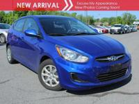 New arrival! 2013 Hyundai Accent! Only 93,254 miles!