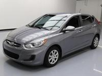 2013 Hyundai Accent with 1.6L I4 DI Engine,Automatic