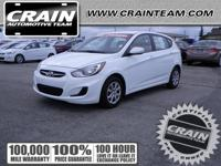 Exterior Color: century white, Body: Hatchback, Engine: