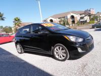 Meet our sporty 2014 Hyundai Accent SE shown in Ultra