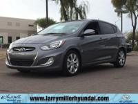 Only 30,215 Miles! Boasts 37 Highway MPG and 28 City