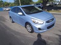 2013 Hyundai Accent Sedan GLS Our Location is: Dyer