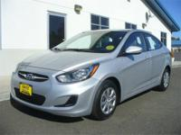 This 2013 Hyundai Accent GLS is offered to you for sale