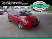 2013 HYUNDAI Accent Sedan SEDAN 4 DOOR GLS Our Location