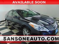 CARFAX One-Owner. Clean CARFAX. Midnight Blue 2013