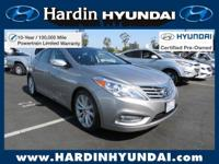 *Hyundai Certified Vehicle* * 10-Year/100,000-Mile