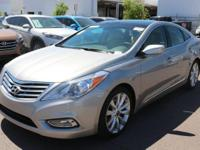 Clean CARFAX. CARFAX One-Owner. Beige Leather.2013