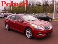 CLEAN CARFAX ONE OWNER THIS AZERA IS LOADED UP WITH