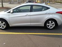 Features and Specs for the 2013 Hyundai Elantra GLS