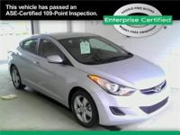 2013 Hyundai Elantra 4dr Sdn Auto GLS Our Location is: