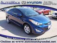 Excellent Condition, CARFAX 1-Owner, Hyundai Certified,