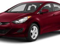 2013 Hyundai Elantra Limited, Harbor Gray