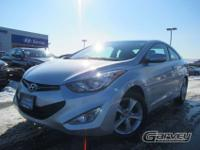 'CERTIFIED USED' 2013 Hyundai Elantra Coupe GS with