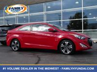 Come see this 2013 Hyundai Elantra SE. Its Automatic