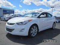 CERTIFIED PRE-OWNED 2013 Hyundai Elantra Limited PZEV