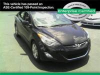 2013 Hyundai Elantra Gls Our Location is: Enterprise
